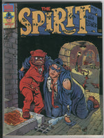 The Spirit Magazine by Will Eisner #7 All Ebony Issue FN