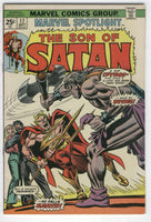 Marvel Spotlight #17 The Son of Satan FNVF