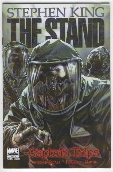 Stephen King The Stand Captain Trips #2 VF Mature Readers