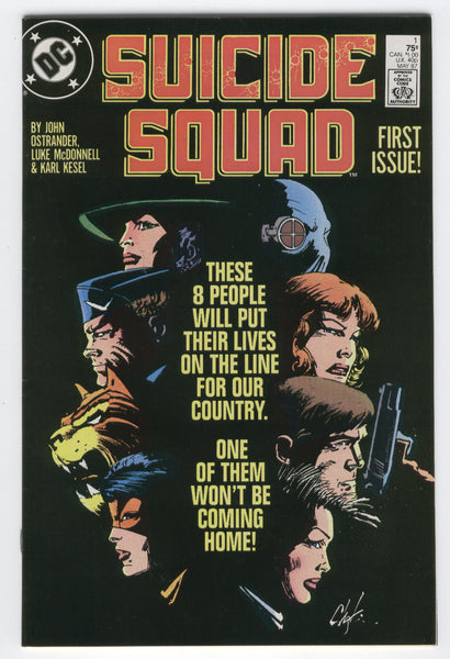 Suicide Squad #1 Modern Age Key VF