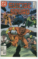 Suicide Squad #24 Slings And Arrows VF