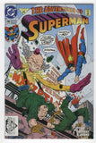 Adventures Of Superman #496 Doomsday Is Coming NM-