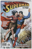 Superman #700 Giant-Sized Anniversary Issue VF