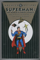 DC Archive Editions Superman: The World's Finest #2 Hardcover with Dustjacket Still Sealed NM-
