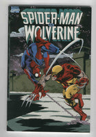 Spider-Man vs Wolverine Who will Live and Who will Die 1990 1st Print VFNM