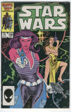 Star Wars #106 Wicked Hard To Find Second To Last Issue VG+