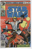 Star Wars #17 Untold Tale Of Luke's Past Bronze Age FN