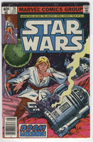 Star Wars #26 Doom Mission Bronze Age FN
