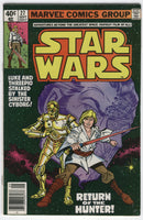 Star Wars #27 Return Of The Hunter Bronze Age FN
