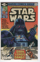Star Wars #35 The Dark Lord's Gambit Bronze Age Classic VGFN