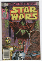 Star Wars #67 News Stand Variant FN