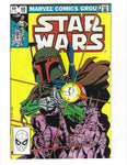 Star Wars #68 1st Boba Fett in a Non-Movie Adaptation News Stand Variant FN