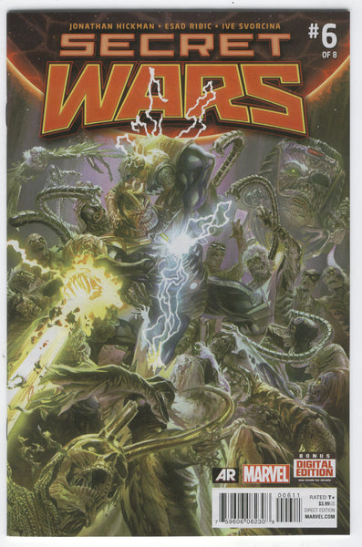 Secret Wars #6 NM-