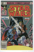 Star Wars #71 The Quest For Han Solo Ends Here News Stand Variant FN