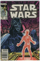 Star Wars #76 News Stand Variant FN