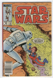 Star Wars #86 The Alderaan Factor News Stand Variant FN