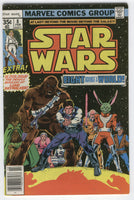 Star Wars #8 Eight Against A World Bronze Age FN