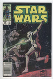 Star Wars #98 News Stand Variant VG Hard to Find