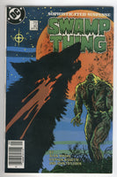 Swamp Thing #40 Alan Moore The Curse News Stand Variant FN