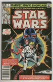 Marvel Movie Showcase #1 Star Wars News Stand Variant FN