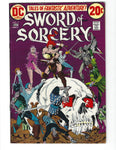 Sword Of Sorcery #2 Chaykin Art Bronze Age VGFN