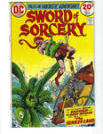 sword of Sorcery #5 Simonson Art Bronze Age FN