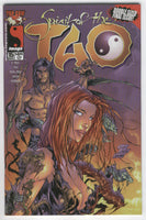 Spirit Of The Tao #15 HTF Last Issue VF