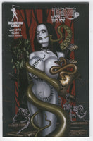 Tarot Witch of the Black Rose #78 FNVF