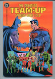 DC Greatest Team-Up Stories Ever Told Trade Paperback First Print Neal Adams Cover Art NM