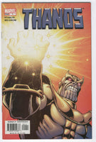 Thanos #1 Starlin Milgrom 2003 NM-