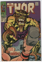 The Mighty Thor #155 VG