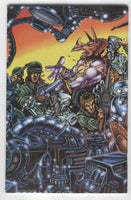 Teenage Mutant Ninja Turtles #7 HTF Original Mirage Series Eastman Laird 1986 VF