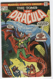 Tomb Of Dracula #12 2nd Appearance Of Blade Colan Art VG Bronze Age Horror