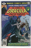 Tomb OF Dracula #70 Death Of The Night Stalker HTF Last Issue Colan Art FVF