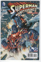 Superman Unchained #3 DC New 52 Series NM
