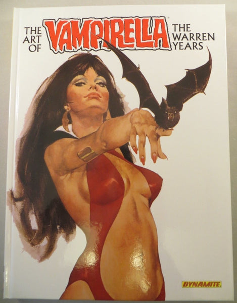 Art Of Vampirella The Warren Years Hardcover VFNM