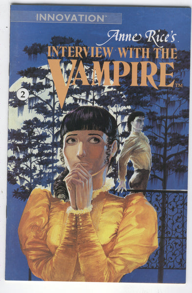 Anne Rice's Interview with the Vampire #2 Innovation Comics Mature Readers FNVF