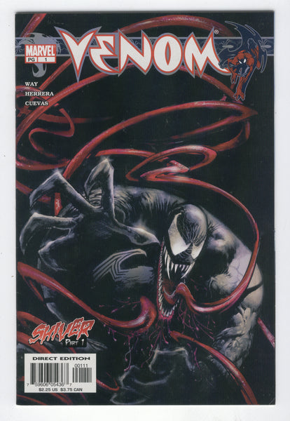 Venom #1 2003 Shiver Part 1 VF