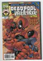 Deadpool Team-Up #1 Deadpool and Widdle Wade VFNM