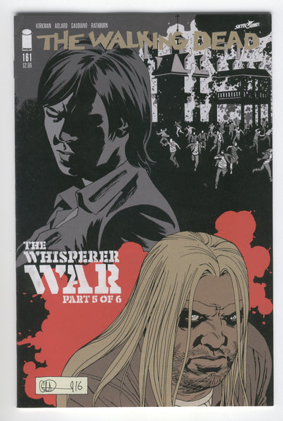 Walking Dead #161 The Whisperer War VF