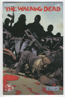 Walking Dead #165 Rick and  Negan and the Gang having fun NM-
