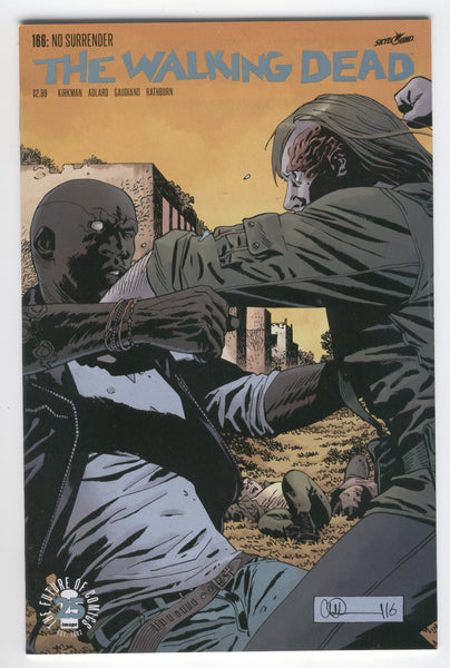Walking Dead #166 No Surrender NM-