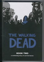 Walking Dead Trade Hardcover #2 Kirkman Adlard 3rd Print Mature Readers VF