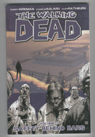 The Walking Dead Trade Paperback Vol. 3 Safety Behind Bars Sixth Printing VFNM