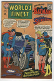 World's Finest #169 The SuperGirl BatGirl Plot Silver Age Key FN