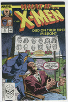 What If... #9 The X-Men Died On Their First Mission? VF