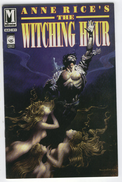Ann Rice's The Witching Hour #2 Millennium Comics Mature Readers FNVF