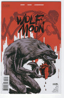 Wolf Moon #3 Vertigo VFNM Mature Readers