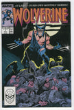 Wolverine #1 Sword Quest 1988 Series VF