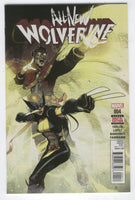 All-New Wolverine #4 X-23 and Doctor Strange VFNM